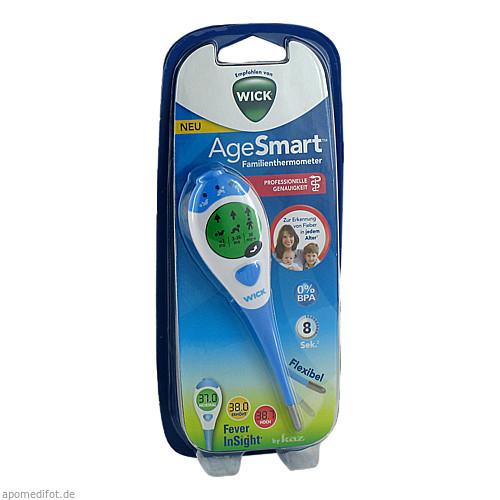 WICK WDT969DA AgeSmart Familienthermometer, 1 ST, Kaz Europe Sa