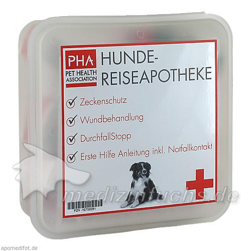 PHA Hunde-Reiseapotheke, 1 ST, Petmedical GmbH