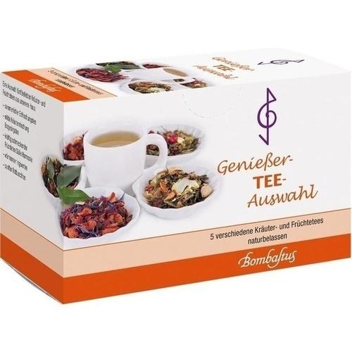 Genießer-Tee-Auswahl, 20X2.4 G, Bombastus-Werke AG