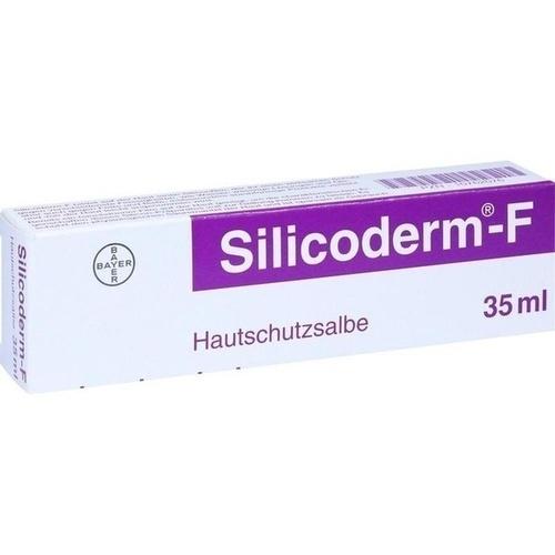Silicoderm F Salbe, 35 ML, Bayer Vital GmbH