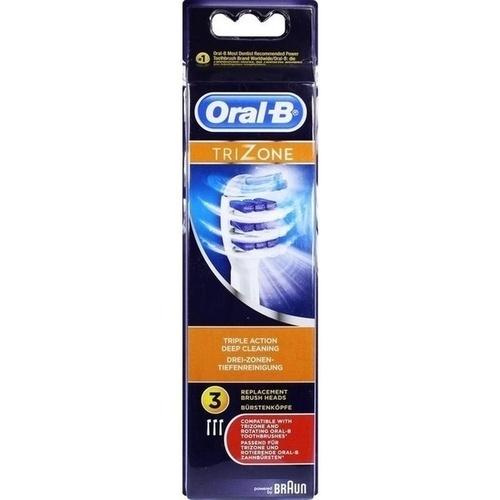 Oral-B TriZone Aufsteckbürsten 3er, 3 ST, Wick Pharma / Procter & Gamble GmbH