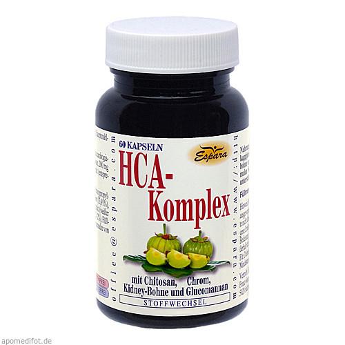 HCA-Komplex - Kapseln, 60 ST, Espara GmbH
