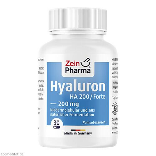 Hyaluron Forte HA 200, 30 ST, Zein Pharma - Germany GmbH