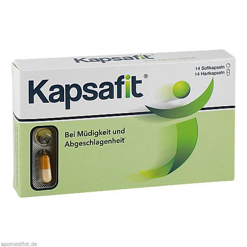 Kapsafit, 14X2 ST, PharmaSGP GmbH