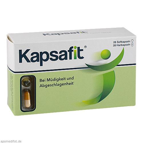 Kapsafit, 28X2 ST, PharmaSGP GmbH