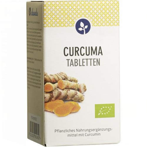 CURCUMA 600 mg Bio Tabletten, 100 ST, Aleavedis Naturprodukte GmbH