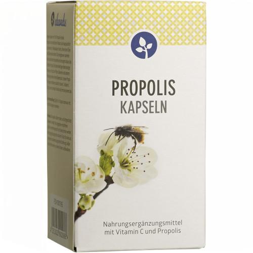 PROPOLIS Kapseln 450mg, 60 ST, Aleavedis Naturprodukte GmbH