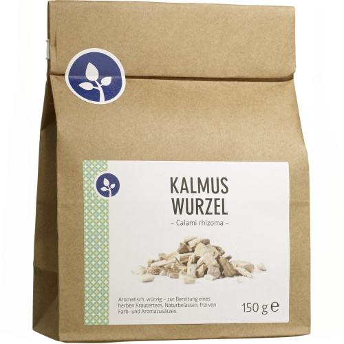 KALMUSWURZEL geschält geschnitten DAC, 150 G, Aleavedis Naturprodukte GmbH