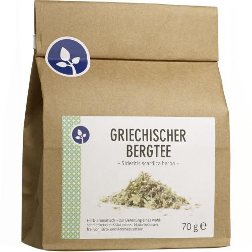 GRIECHISCHER Bergtee, 70 G, Aleavedis Naturprodukte GmbH