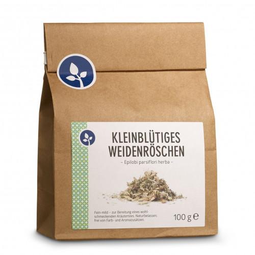 KLEINBLÜTIGES WEIDENRÖSCHEN Tee, 100 G, Aleavedis Naturprodukte GmbH