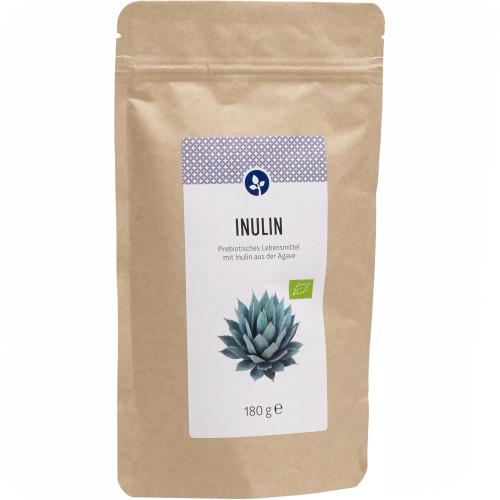 INULIN 100% Bio Pulver, 180 G, Aleavedis Naturprodukte GmbH