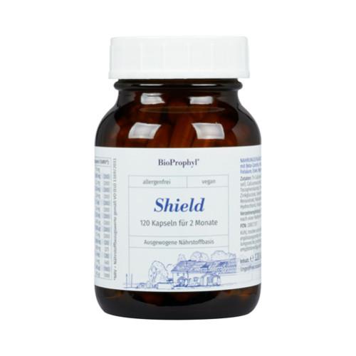 Shield - Vitamine Mineralien und Spurenelemente, 120 ST, Bioprophyl GmbH