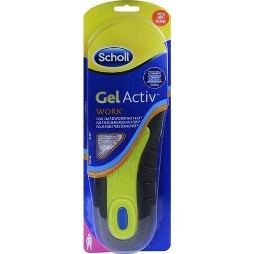 Scholl GelActiv Einlegesohle Work Women, 2 ST, Reckitt Benckiser Deutschland GmbH