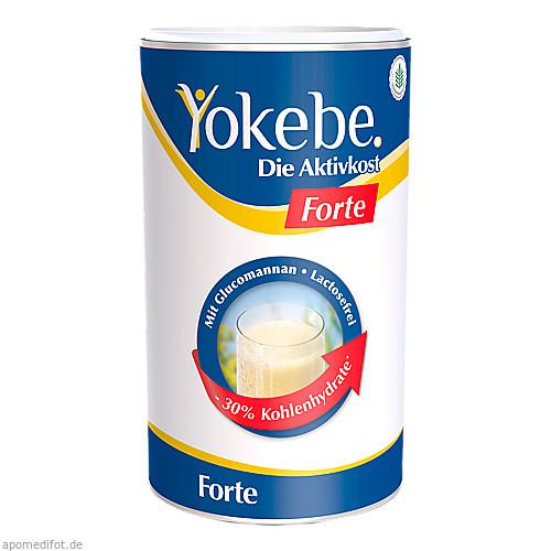 Yokebe Forte, 500 G, Naturwohl Pharma GmbH