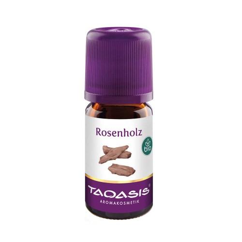 ROSENHOLZ Bio Öl, 5 ML, TAOASIS GmbH Natur Duft Manufaktur