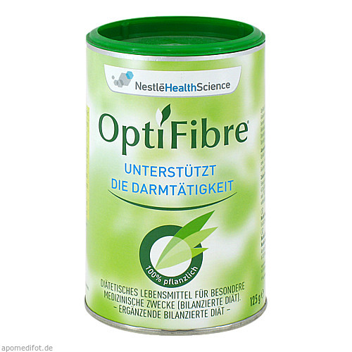 OptiFibre, 125 G, MUCOS Pharma GmbH & Co. KG