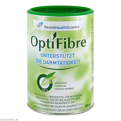OptiFibre, 250 G, MUCOS Pharma GmbH & Co. KG
