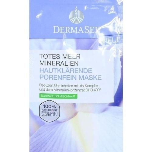DermaSel Maske Hautklar SPA, 12 ML, Fette Pharma AG