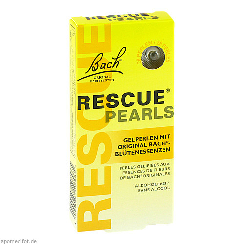 Rescue Pearls, 28 ST, Nelsons GmbH