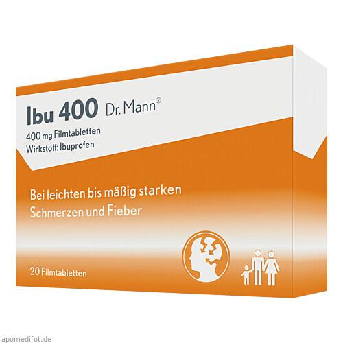 IBU 400 Dr. Mann, 20 ST, Dr. Gerhard Mann
