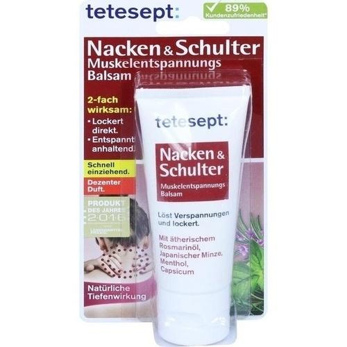 tetesept Nacken & Schulter Entspannungs Balsam, 35 ML, Merz Consumer Care GmbH