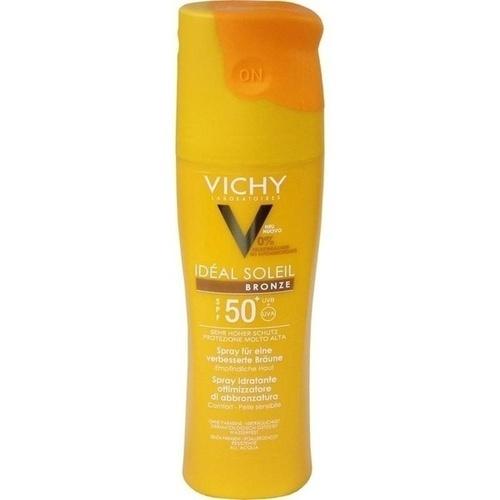 Vichy Capital Ideal Soleil BRONZE Körperspr.LSF50, 200 ML, L'Oréal Deutschland GmbH