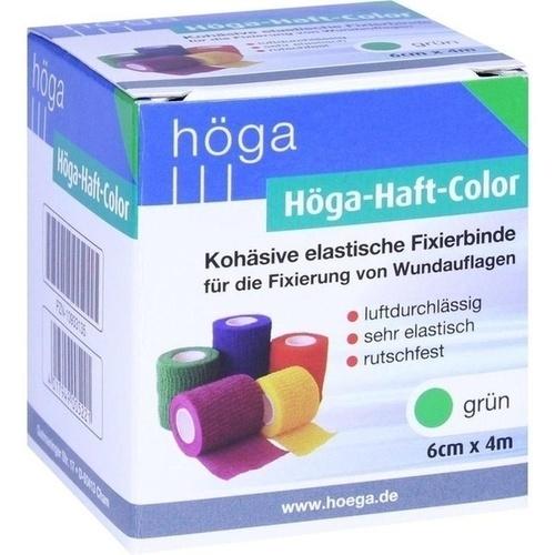 Höga-Haft Color 6cmx4m grün, 1 ST, Höga-Pharm G.Höcherl