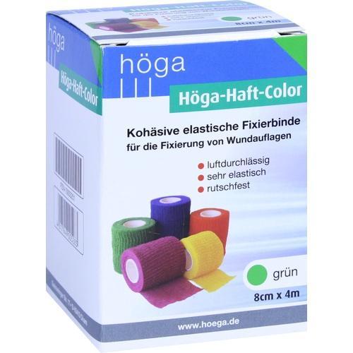 Höga-Haft Color 8cmx4m grün, 1 ST, Höga-Pharm G.Höcherl