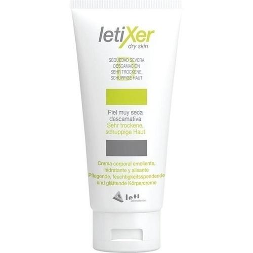 Letixer D Sehr trockene schuppige Haut, 200 ML, Leti Pharma GmbH
