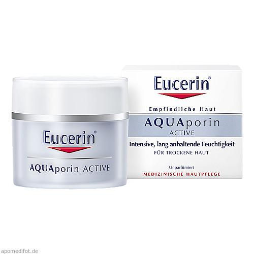 Eucerin AQUAporin ACTIVE trockene Haut, 50 ML, Beiersdorf AG Eucerin