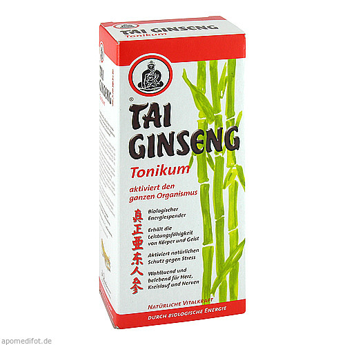 Tai Ginseng Tonikum, 500 ML, Dr.Poehlmann & Co. GmbH