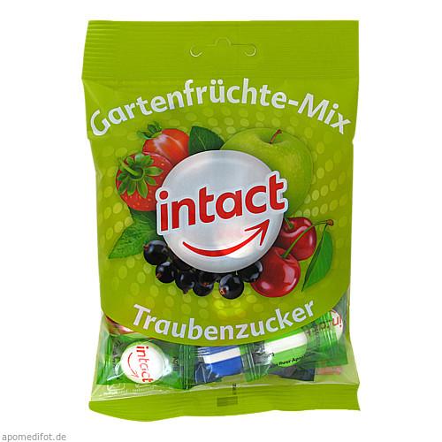 intact Traubenz. Gartenfrüchte-Mix, 75 G, Sanotact GmbH