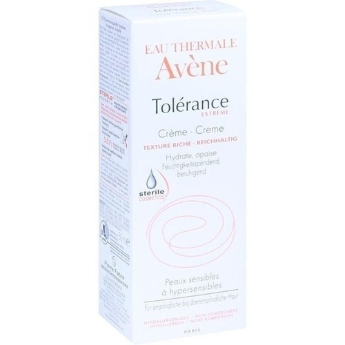 AVENE Tolerance Extreme Creme, 50 ML, Pierre Fabre Pharma GmbH