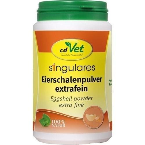 Singulares Eierschalenpulver extrafein vet, 350 G, cdVet Naturprodukte GmbH