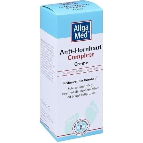 Allga Med Anti-Hornhaut Complete Creme, 75 ML, Dr. Theiss Naturwaren GmbH