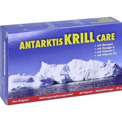 Antarktis Krill Care, 60 ST, P.M.C. Care GmbH