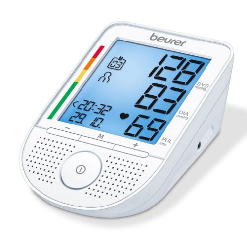 Beurer Blutdruckmessgerät BM49D/F/I/NL Oberarm-BDM, 1 ST, BEURER GmbH