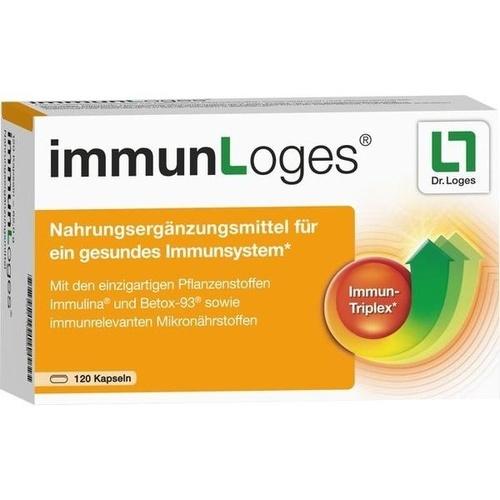 immunLoges, 120 ST, Dr. Loges + Co. GmbH