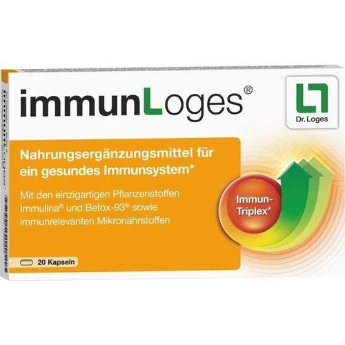 immun Loges, 20 ST, Dr. Loges + Co. GmbH