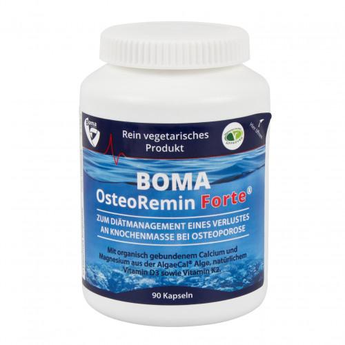 OsteoRemin Forte, 90 ST, Boma Lecithin GmbH