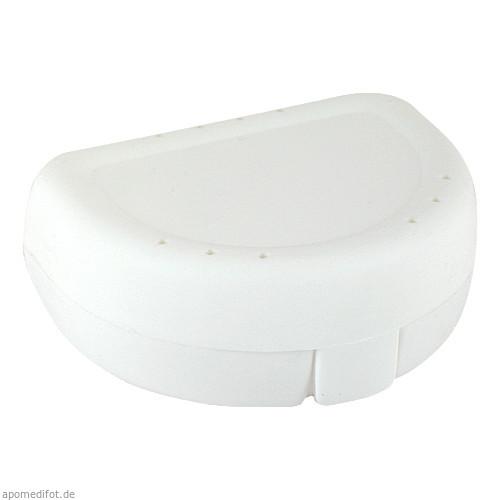 Zahnspangenbox Small Farbe Weiss, 1 ST, Megadent Deflogrip Gerhard Reeg GmbH