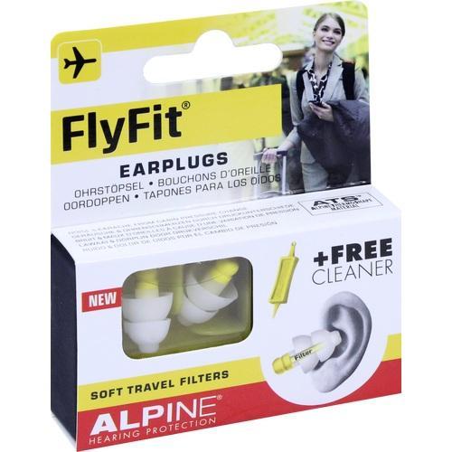 Alpine FlyFit Ohrstöpsel, 2 ST, Alpine Nederland B.V.