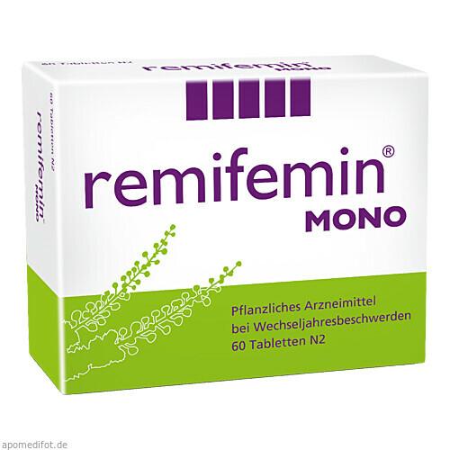 Remifemin mono, 60 ST, Schaper & Brümmer GmbH & Co. KG