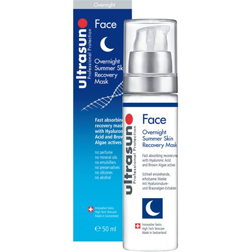 Ultrasun Overnight Summer Skin Recovery Mask, 50 ML, Dr. Grandel GmbH