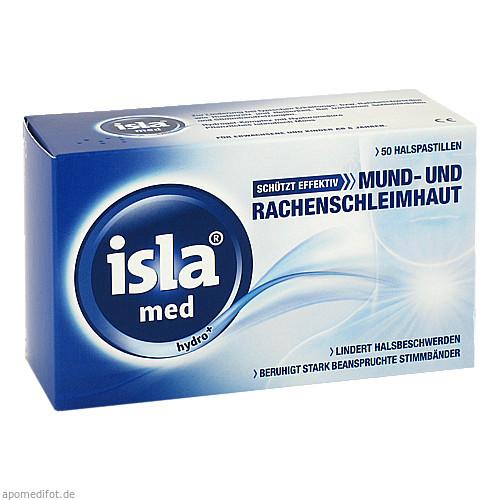 Isla med hydro+, 50 ST, Engelhard Arzneimittel GmbH & Co. KG