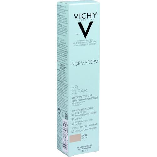 Vichy Normaderm BB Clear mittel, 40 ML, L'Oréal Deutschland GmbH