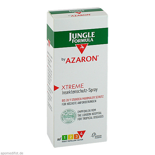 Jungle Formula by AZARON XTREME, 75 ML, Omega Pharma Deutschland GmbH