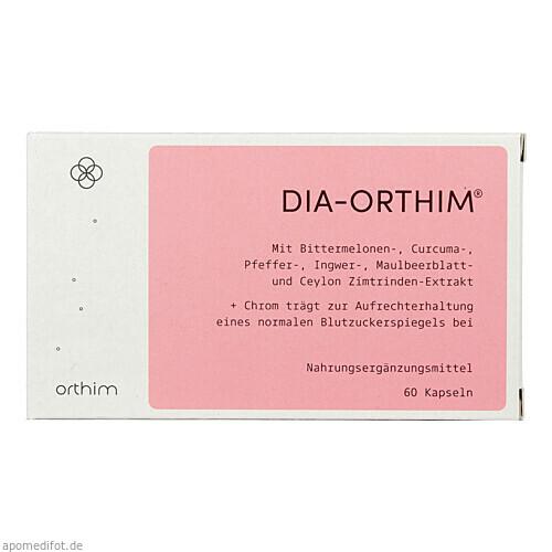 DIA-orthim, 60 ST, Orthim GmbH & Co. KG