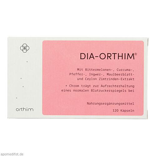 DIA-orthim, 120 ST, Orthim GmbH & Co. KG