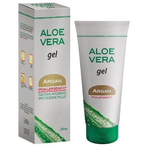 Aloe-Vera-Gel mit Arganoel, 200 ML, Groß GmbH